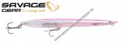 Savage Gear Sandeel Surf Walker  155mm 23g Pink Flash