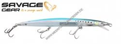 Savage Gear Sandeel Jerk Minnow 145 mm 14 g  Blue Sardine
