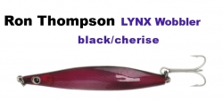 R.T. Lynx Wobbler - 103 mm - 22g black/cherise