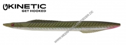Kinetic Tobias Inline Wobbler 150mm 25g Green Mamba