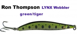 R.T. Lynx Wobbler 103 mm 26 g green / tiger