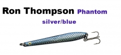 R.T. Phantom 22g silver blue