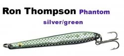 R.T. Phantom 22g silver green