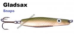 Gladsax Snaps Blinker - 30g - Kupfer / Olive