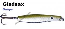 Gladsax Snaps Blinker - 30g - Silber/Olive