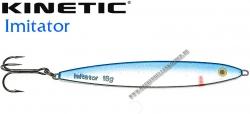 Kinetic Imitator 100 mm 24 g Blau / Silber