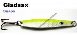 Gladsax Snaps Blinker - 30g - Fluo Gelb / Pealweiß