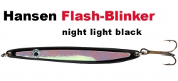 Hansen Flash 20g night light black