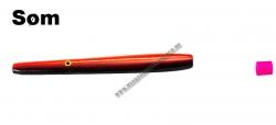 Seatrout-City Soem Inliner 80 mm 16g Rot/Schwarz
