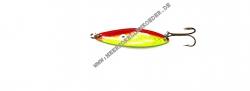 Flemmings Fiskegrej Boss Blinker 60 mm 20 g rot /gelb