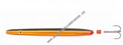 Kinetic Inline Soemmet 121 mm 28g Copper Age , Kupfer / Schwarz