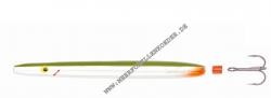 Kinetic Inline Soemmet 121 mm 28g Mad Tobis , Olive / Silber
