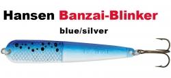 Banzai-Blinker 12g blue/silver