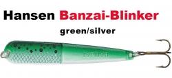 Banzai-Blinker 12g green/silver