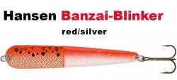 Banzai-Blinker 12g red/silver