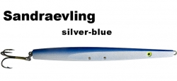 Sandgraevling - Blue Silver - 16g