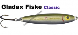 Gladsax Classic Wobbler  68mm 12g Olive / Silber