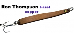 R.T. Fazet Spoon - 16g - copper - 100 mm