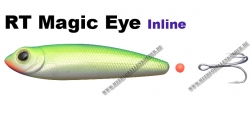 Magic Eye Inline 72mm 16g fluo gelb/grün