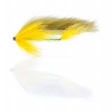 Salmon Zonker Jutland Gr. 0.75 Olive / Gelb