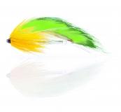 Salmon Zonker Echo Rabbit Gr. 0.75 Neongrün / Dunkelgrün / Gelb