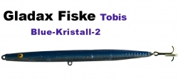 Gladsax TOBIS-Wobbler - 23g Blue-Kristall
