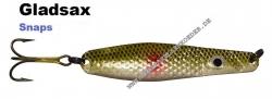 Gladsax Snaps Blinker - 25g - Tobis Red Fleck
