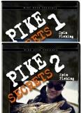 Doppel DVD Geheimnisse der Hechte Pike Secrets 1+ 2