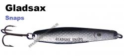 Gladsax Snaps Blinker - 25g - Flex Schwarz / Silber